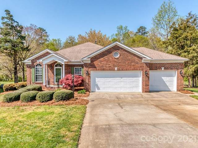 7509 Hogans Bluff Lane, Mint Hill, NC 28227 (#3728074) :: The Ordan Reider Group at Allen Tate