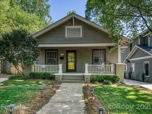 2017 E 9th Street, Charlotte, NC 28204 (#3728079) :: Willow Oak, REALTORS®