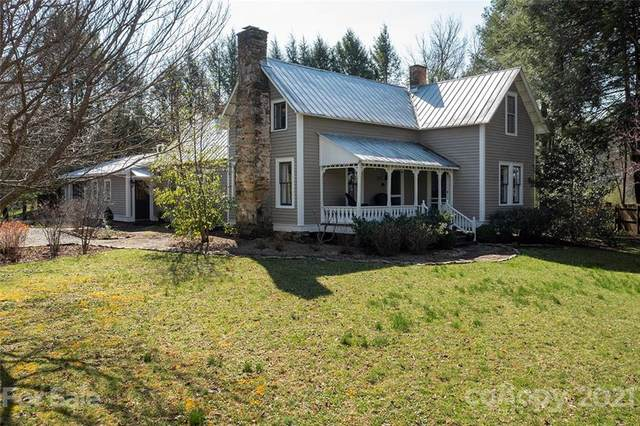 24 Warren Lane, Brevard, NC 28712 (#3728084) :: Keller Williams Professionals