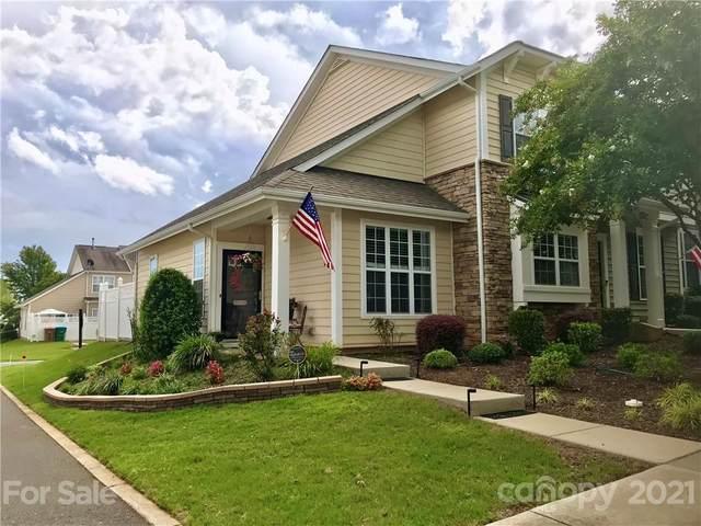8001 Lynwood Square #39, Waxhaw, NC 28173 (#3728088) :: High Performance Real Estate Advisors