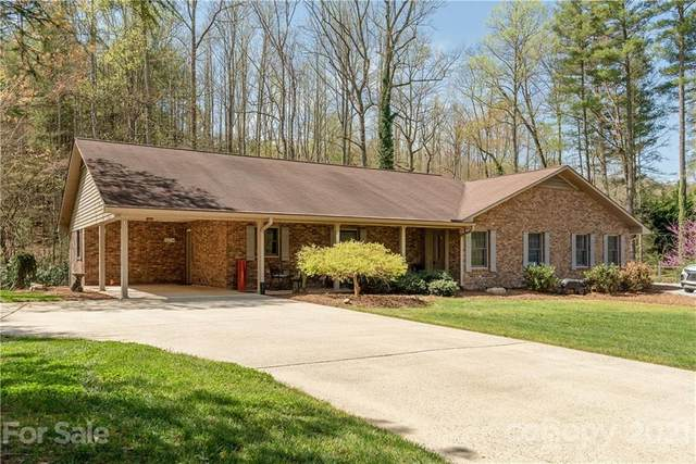 316 Benjamins Way, Hendersonville, NC 28792 (#3728095) :: Keller Williams Professionals