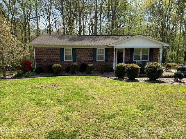 607 Blythe Street, Shelby, NC 28152 (#3728097) :: MartinGroup Properties