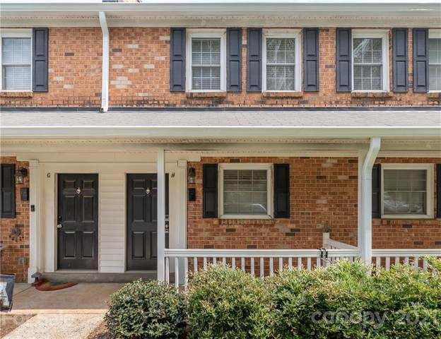 1210 Green Oaks Lane H, Charlotte, NC 28205 (#3728124) :: Carolina Real Estate Experts