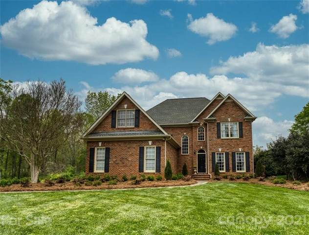2210 Caernarfon Lane, Matthews, NC 28104 (#3728167) :: Home and Key Realty