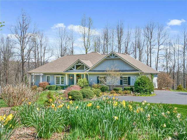 144 Village Springs Lane, Hendersonville, NC 28739 (#3728196) :: Keller Williams South Park