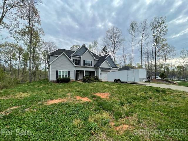 121 Wylie Trail #12, Statesville, NC 28677 (#3728218) :: Carolina Real Estate Experts