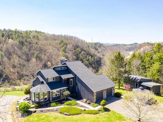 207 Cornerstone Drive, Weaverville, NC 28787 (#3728219) :: LePage Johnson Realty Group, LLC