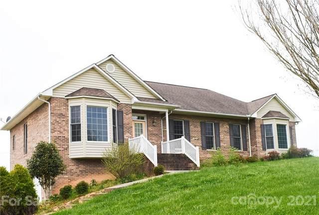118 Ancient Oaks Drive, Wilkesboro, NC 28697 (#3728242) :: Exit Realty Vistas