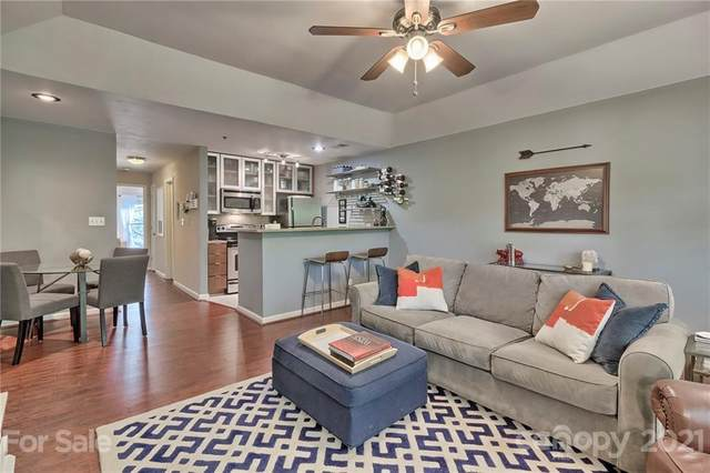 509 N Graham Street 3B, Charlotte, NC 28202 (#3728350) :: LePage Johnson Realty Group, LLC