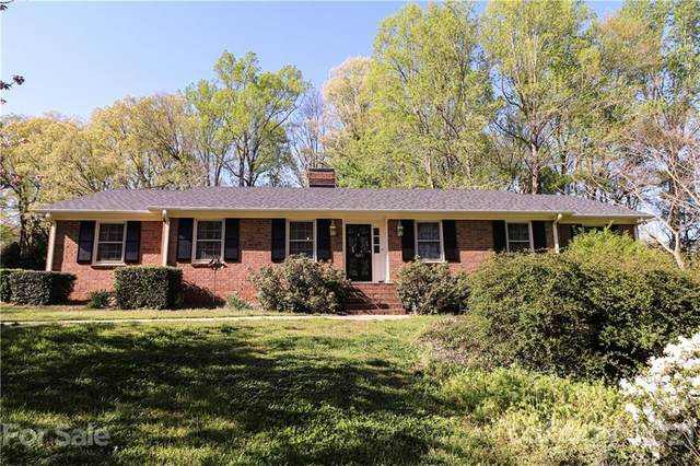 420 Windsor Drive, Salisbury, NC 28144 (#3728355) :: Lake Wylie Realty
