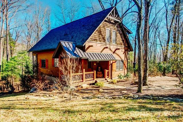 475 Thunder Mountain Road, Hendersonville, NC 28792 (#3728388) :: Exit Realty Vistas