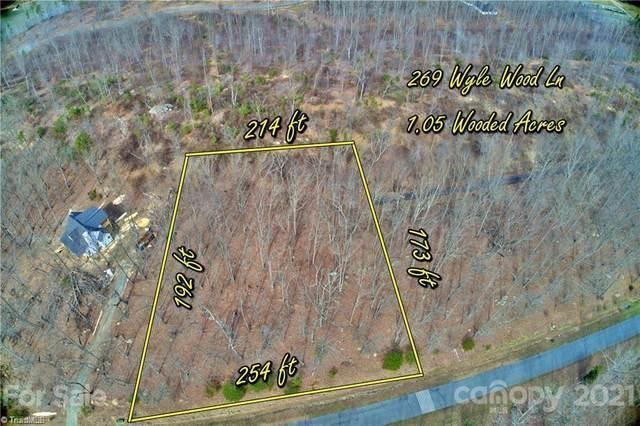 269 Wyle Wood Lane #35, Denton, NC 27239 (#3728398) :: Robert Greene Real Estate, Inc.
