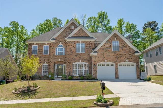 4817 Annelise Drive, Harrisburg, NC 28075 (#3728413) :: The Premier Team at RE/MAX Executive Realty