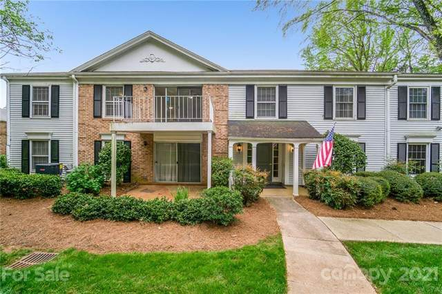 7237 Quail Meadow Lane, Charlotte, NC 28210 (#3728437) :: Home and Key Realty