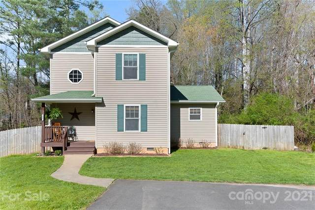 225 Central Avenue, Black Mountain, NC 28711 (#3728451) :: Keller Williams Professionals