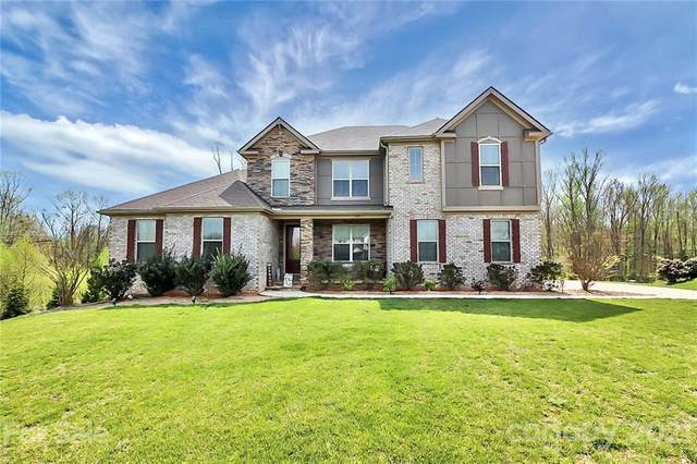 601 Blaise Court, Matthews, NC 28104 (#3728453) :: High Performance Real Estate Advisors