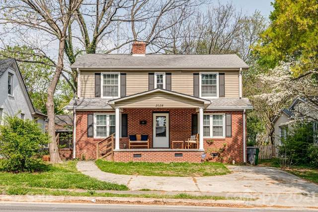 2028 Scott Avenue, Charlotte, NC 28203 (#3728497) :: Ann Rudd Group
