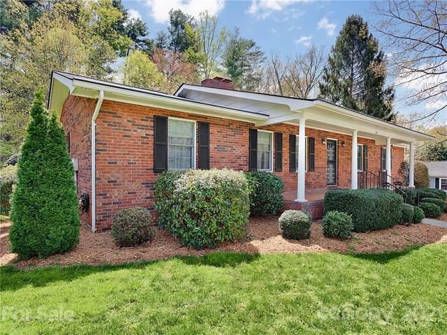 29 Braddock Way, Asheville, NC 28803 (#3728525) :: High Performance Real Estate Advisors
