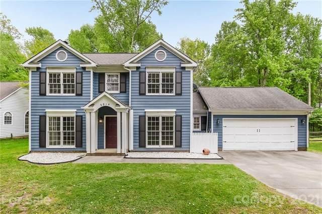 3814 Saxonbury Way, Charlotte, NC 28269 (#3728537) :: Stephen Cooley Real Estate Group