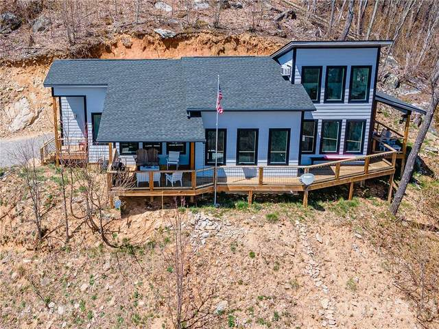 53 Putty Root Ridge, Waynesville, NC 28785 (#3728568) :: LePage Johnson Realty Group, LLC