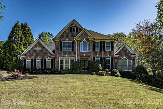 16615 Bridgehampton Club Drive, Charlotte, NC 28277 (#3728658) :: Home and Key Realty