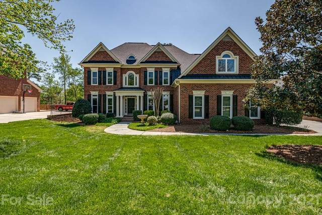 14028 Timbergreen Drive, Huntersville, NC 28078 (#3728677) :: High Performance Real Estate Advisors