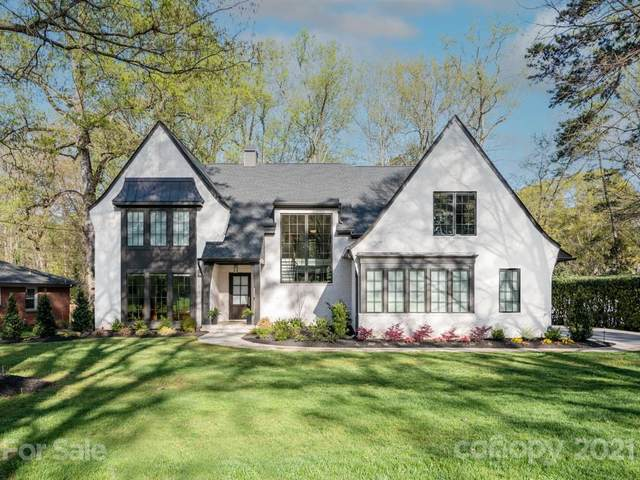 410 Jefferson Drive, Charlotte, NC 28270 (#3728681) :: Home and Key Realty