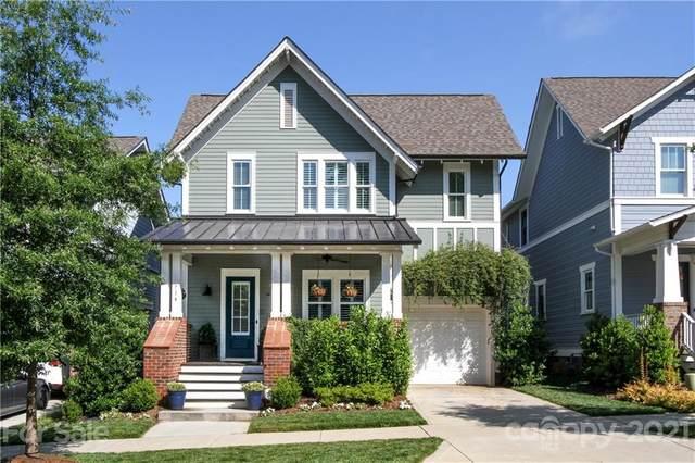 714 Morgan Park Drive, Charlotte, NC 28204 (#3728714) :: Home and Key Realty