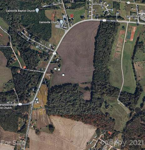 0000 Hwy 182 Highway, Lincolnton, NC 28092 (#3728755) :: Besecker Homes Team