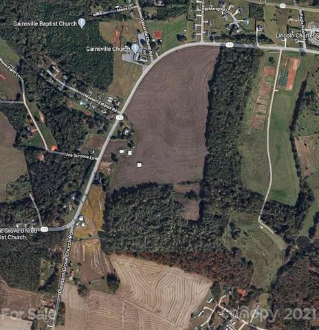 0000 Hwy 182 Highway, Lincolnton, NC 28092 (#3728755) :: Lake Norman Property Advisors