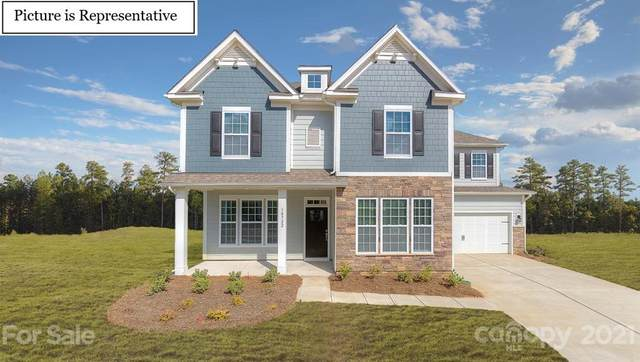1024 Thoroughbred Drive, Iron Station, NC 28080 (#3728764) :: Cloninger Properties