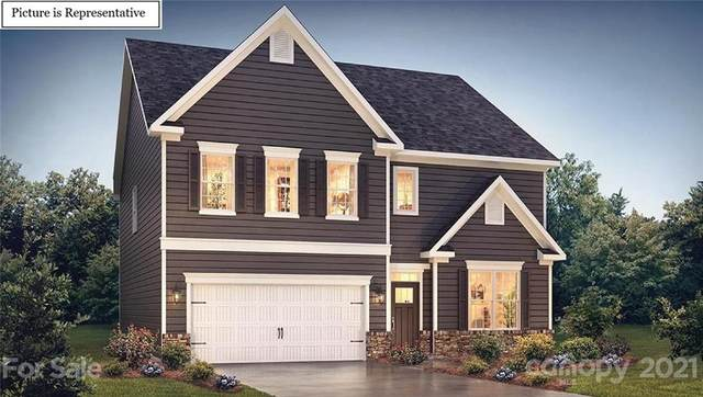 1133 Thoroughbred Drive, Iron Station, NC 28080 (#3728773) :: Cloninger Properties