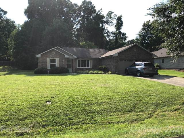 810 Crane Creek Road, Salisbury, NC 28146 (#3728821) :: The Premier Team at RE/MAX Executive Realty