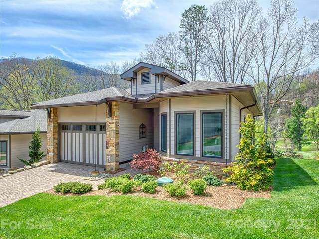 89 Plateau Drive, Maggie Valley, NC 28751 (#3728836) :: Homes Charlotte