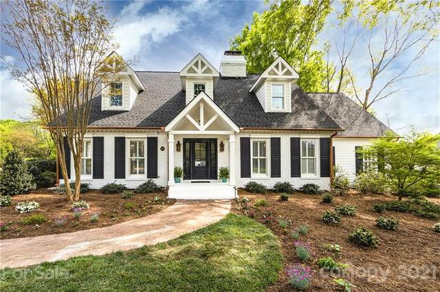 2326 Lathrop Lane, Charlotte, NC 28211 (#3728837) :: TeamHeidi®