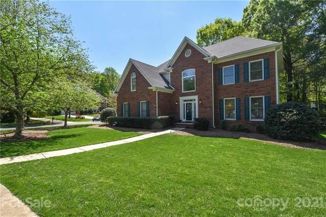 15401 Groveland Street, Huntersville, NC 28078 (#3728841) :: Home and Key Realty