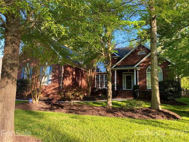 2351 Caernarfon Lane, Matthews, NC 28104 (#3728853) :: Home and Key Realty