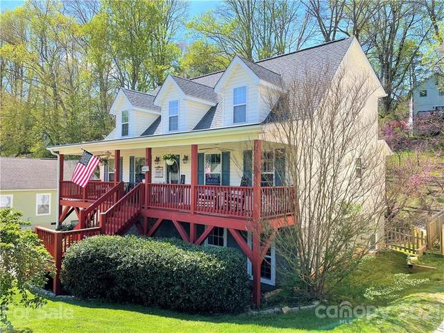 17 Grove Garden Avenue, Candler, NC 28715 (#3728860) :: Rowena Patton's All-Star Powerhouse