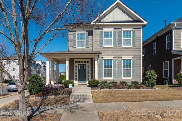 2405 Woodward Avenue, Charlotte, NC 28206 (#3728861) :: Stephen Cooley Real Estate Group