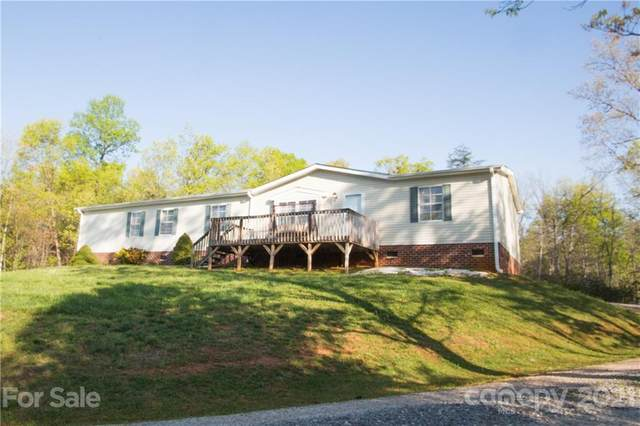 450 Woodsong Drive, Old Fort, NC 28762 (#3728896) :: Homes Charlotte