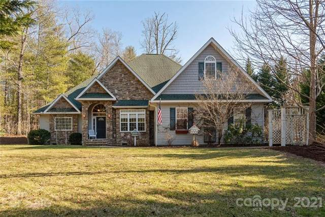 232 Tall Timbers Trail, Hendersonville, NC 28792 (#3728900) :: Carmen Miller Group