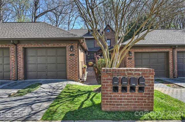 7403 Newmans Lane, Charlotte, NC 28270 (#3728936) :: Besecker Homes Team