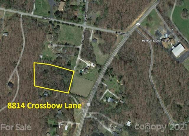 8814 Crossbow Lane, Waxhaw, NC 28173 (#3728942) :: Puma & Associates Realty Inc.