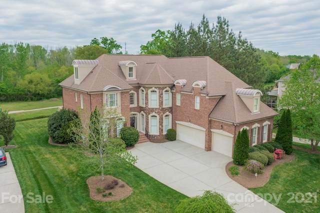 320 Three Greens Drive, Huntersville, NC 28078 (#3728982) :: Carlyle Properties