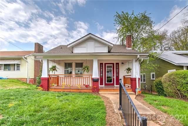 543 Depot Avenue 3 PT LT 43, Asheville, NC 28801 (#3728991) :: Besecker Homes Team