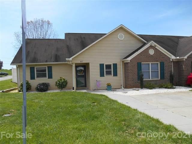 827 Court Side Drive, Salisbury, NC 28147 (#3728994) :: Cloninger Properties