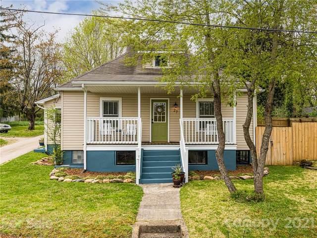 27 Howard Street, Asheville, NC 28806 (#3729011) :: Austin Barnett Realty, LLC