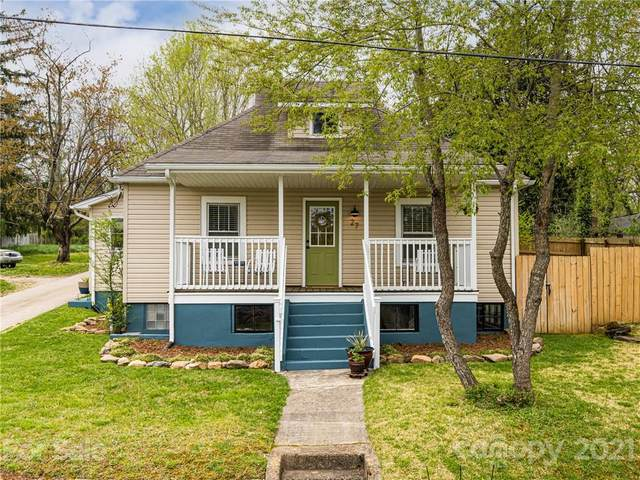 27 Howard Street, Asheville, NC 28806 (#3729011) :: Lake Norman Property Advisors