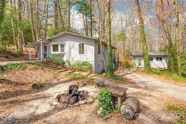 232 Wolf Ridge Road, Lake Toxaway, NC 28747 (#3729014) :: Home and Key Realty