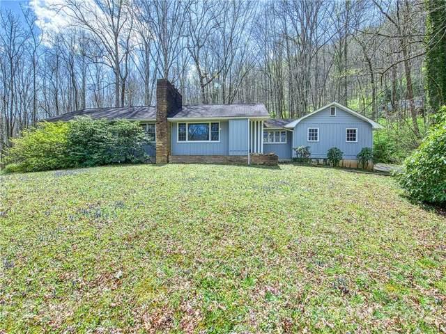 1416 Cullowhee Mountain Road, Cullowhee, NC 28723 (#3729065) :: LePage Johnson Realty Group, LLC